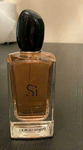 Giorgio Armani Si - Womens Perfume EDP - 10ml Travel Fragrance Spray